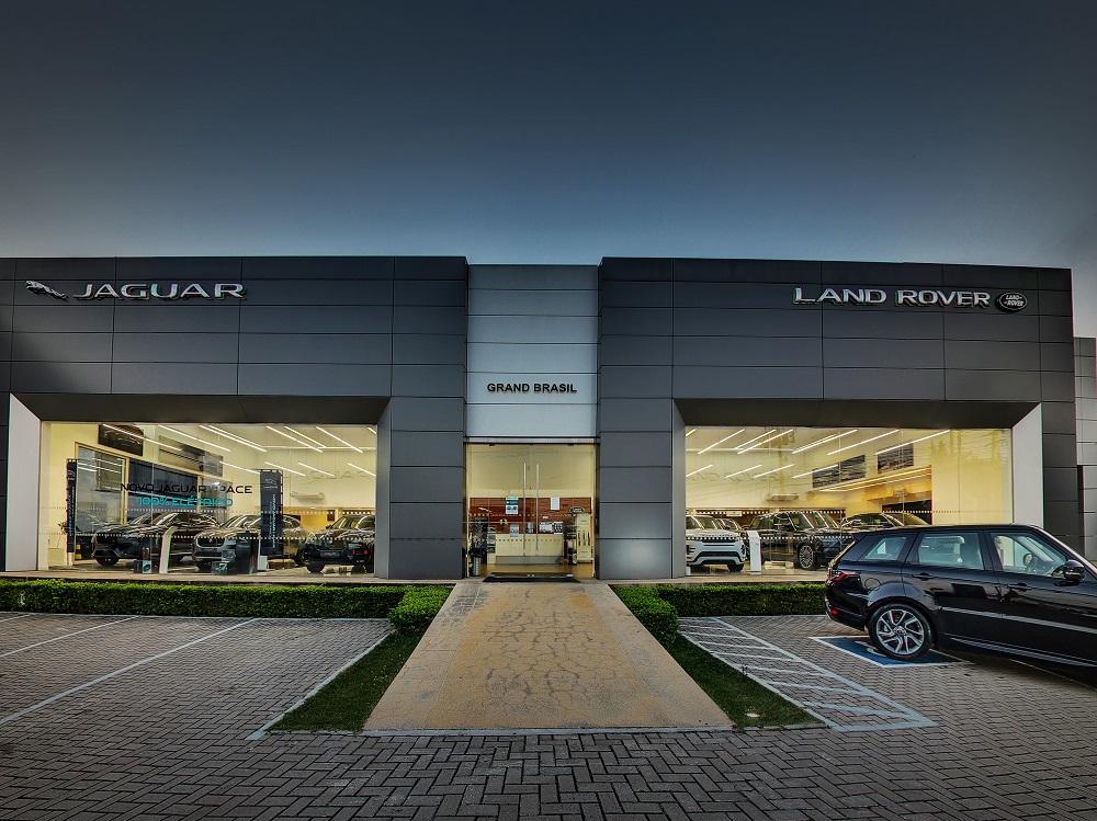 Jaguar & Land Rover Grand Brasil - Alphaville - Barueri SP