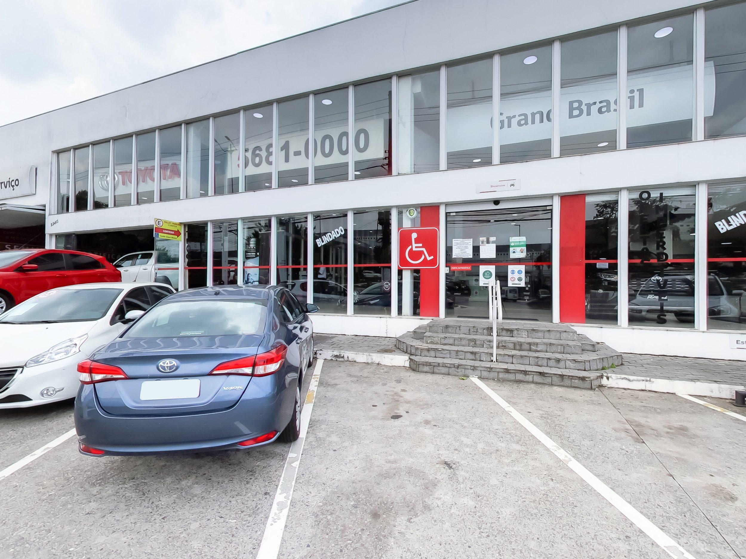 Toyota Grand Brasil - Nações Unidas SP